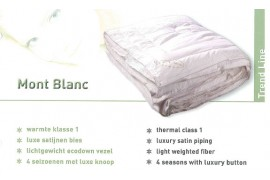 Dekbed Mon-Blanc
